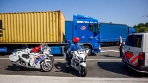 Nooit zo weinig controles op vrachtwagens