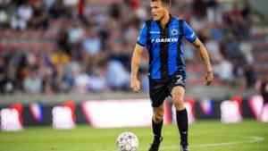 Scholz al na zes maanden opnieuw weg bij Club Brugge