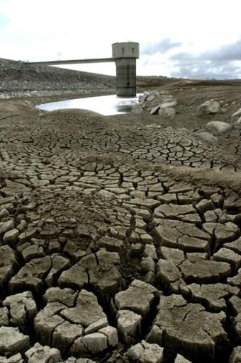 Gebied 20 keer groter dan België uitgeroepen tot droogtegebied (ook al is het er eigenlijk winter)