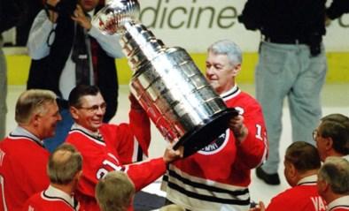 Chicago Blackhawks-legende Stan Mikita overleden