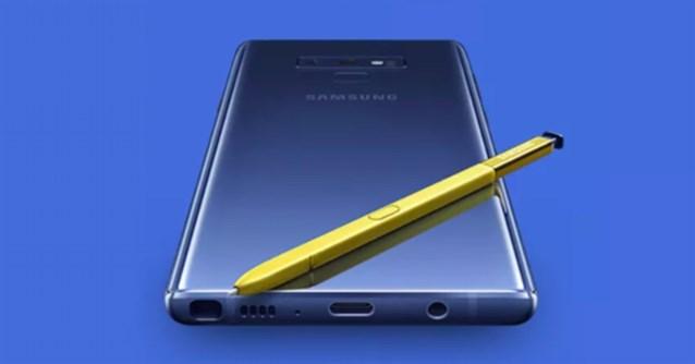 Samsung pakt uit met hun allernieuwste smartphone 'Note 9': dit hebben ze voor u in petto