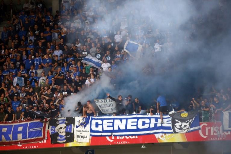Sterk Racing Genk swingt naar Europese 2-0 zege tegen Lech Poznan