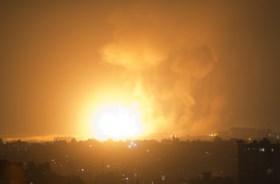 Drie doden, onder wie zwangere vrouw met kind, bij geweld in Gazastrook