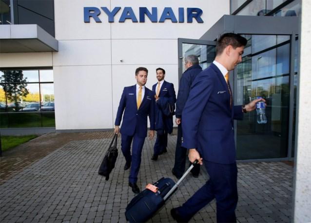 Piloten Ryanair leggen vandaag het werk neer