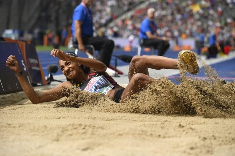 Grand slam voor Thiam! Na olympisch goud en wereldtitel nu ook Europees kampioene op de zevenkamp