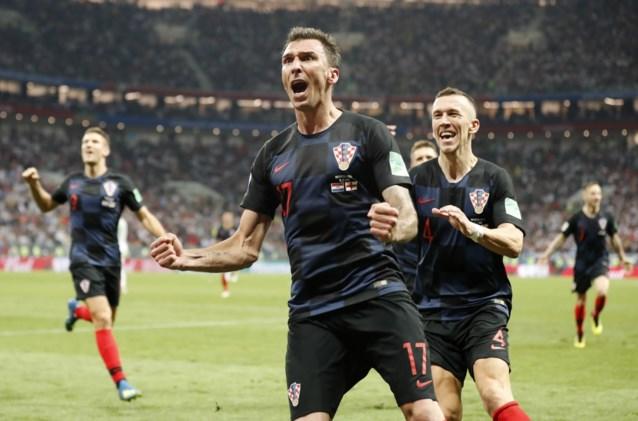 Schitterend WK was eindpunt voor Mario Mandzukic bij Kroatië