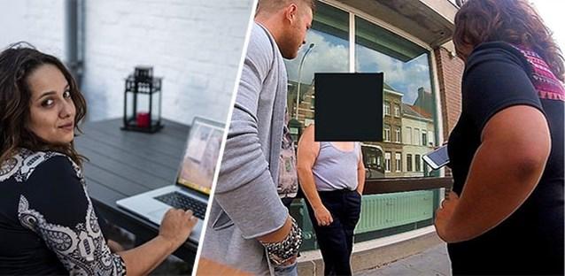 Bekende vlogster lokt pedoseksueel in de val en plaatst hele confrontatie online