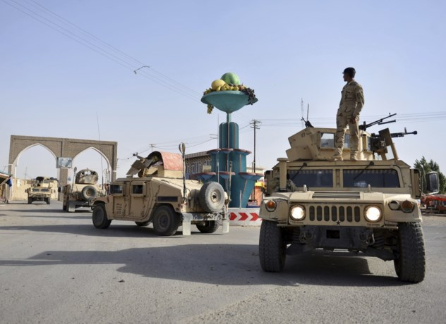 Minstens 40 doden bij aanval taliban op Afghaanse veiligheidstroepen