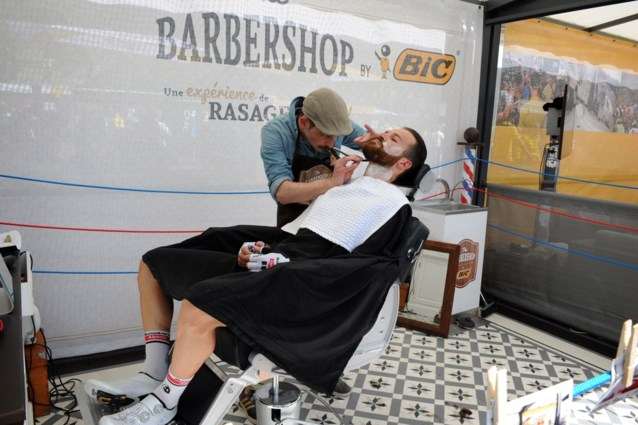 Van Avermaet krijgt Duitse baard aan zijn zijde