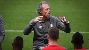 """Preud'homme gooit Cavanda uit selectie na wanprestatie tegen Ajax: """"Er is discipline nodig"""""""