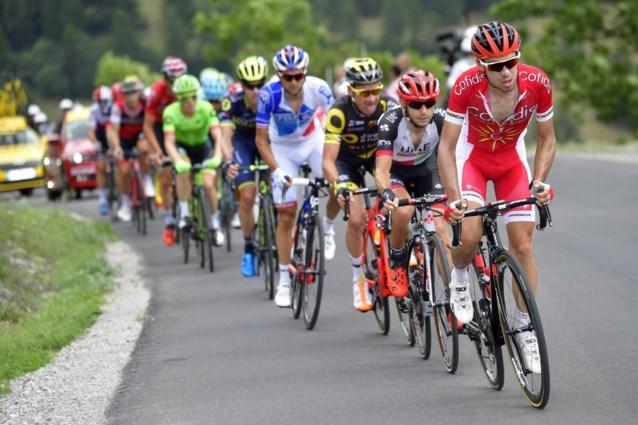 Nicolas Edet viert eerste profzege in Ronde van de Limousin