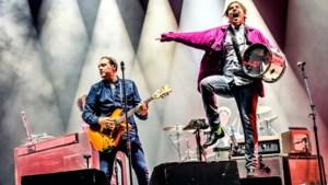 Arcade Fire brengt hulde aan Aretha en wervelt over Pukkelpop heen
