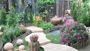 Dankzij dit simpele trucje krijg je het rustig in elke tuin (ook in de stad)