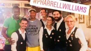 """Bekende artiesten spotten? Dan moet je in dit Brusselse restaurant zijn: """"Pharrel Williams al twee dagen op rij gezien"""""""