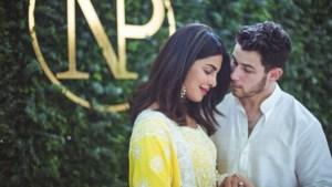 Priyanka Chopra en Nick Jonas bevestigen verloving met foto's van Indiase ceremonie