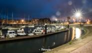 FOTO VAN DE WEEK. Wanneer de nacht valt over de haven