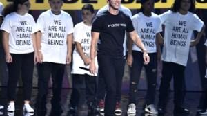 Artiesten steken de draak met Trump op MTV VMA's