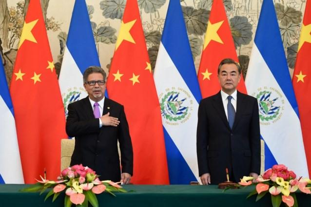 Nog maar 17 vrienden over: Taiwan verbreekt diplomatieke banden met El Salvador