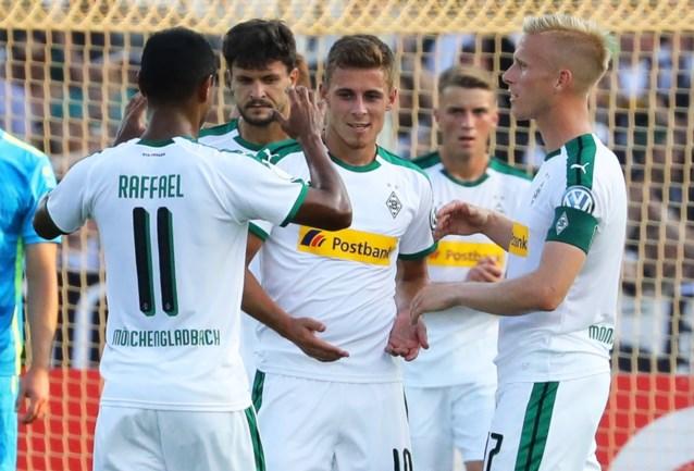 Mönchengladbach is zeker dat Thorgan Hazard ondanks belangstelling bij hen blijft