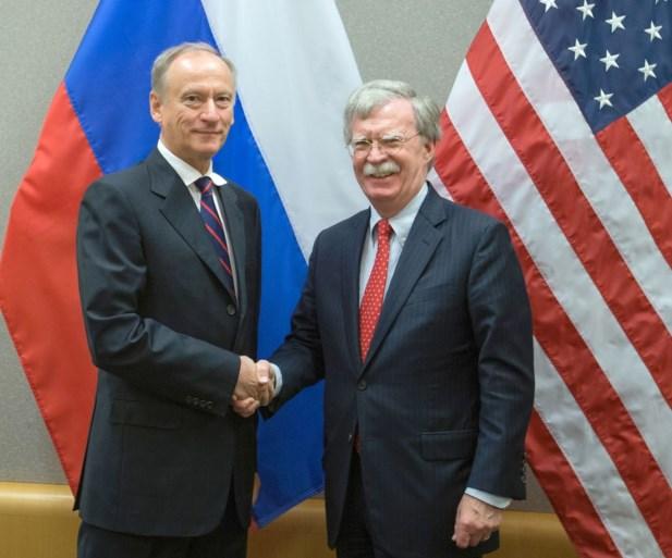 VS waarschuwen Rusland voor inmenging in komende verkiezingen