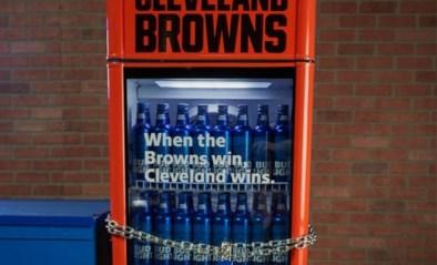Gratis bier in Cleveland als hun American Football-team wint: er is maar één probleem