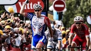 Derde zege op rij voor Démare in Ronde van Poitou-Charentes