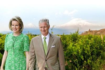 Waarom koning Filip en zijn gezin naar Armenië op vakantie gaan