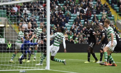 Celtic-fans nemen Boyata zwaar op de korrel voor transfersaga… tot Rode Duivel enige goal van de match scoort