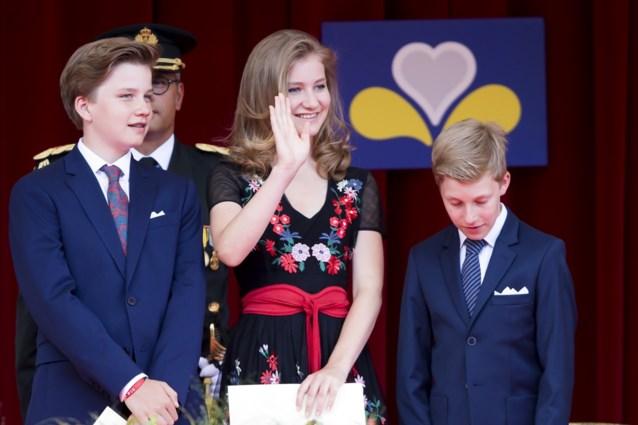 Bye bye Belgium! Prinses Elisabeth gaat vandaag al naar school in Wales