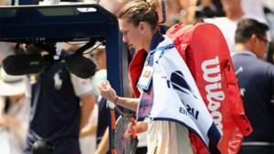 Verrassing: US Open verliest nummer één Simona Halep in eerste ronde, Roemeense komt in pijnlijk rijtje terecht