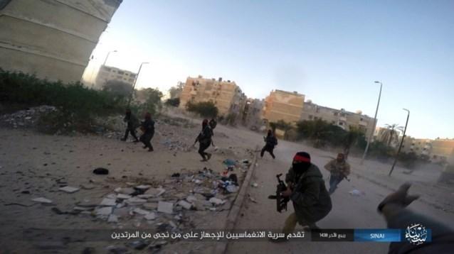 Twaalf terreurverdachten gedood in Sinaï