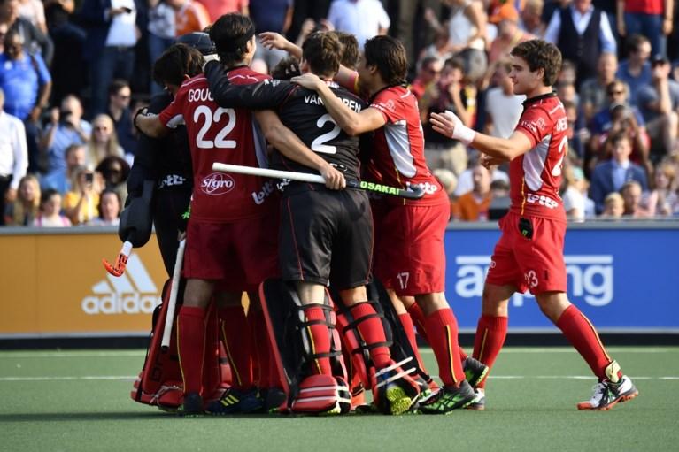 """Red Lions en Panthers kijken enorm uit naar EK op Belgische bodem: """"Thuisvoordeel proberen uitbuiten"""""""