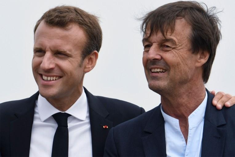 """Minister stapt zonder aankondiging op uit Franse regering: """"Wilde mezelf niet meer beliegen"""""""