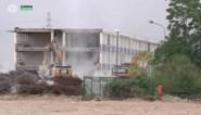 VIDEO. Ook bekende blauwe gebouw van Ford Genk tegen de vlakte
