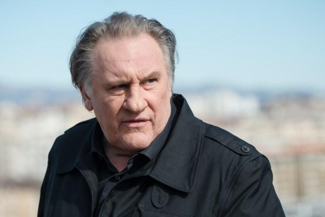 "Gérard Depardieu beschuldigd van verkrachting van 22-jarige comédienne: ""Idiote bewering"""