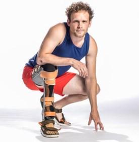 Frederik (31) gaat op Expeditie Robinson en neemt mee: twee protheses