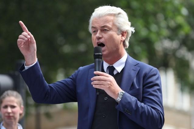 """Wilders blaast cartoonwedstrijd af omdat """"dreigementen de spuigaten uitlopen"""""""