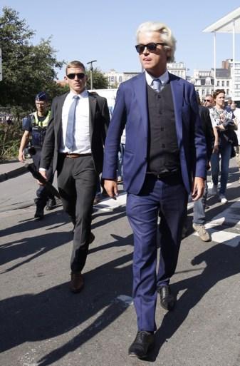 """Geert Wilders op bezoek in Antwerpen: """"Onze regeringsleiders zijn mee verantwoordelijk voor de aanslagen in Europa"""""""