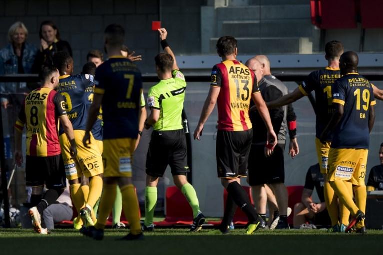 Eerste zege voor KV Mechelen in Proximus League: Tubeke met kleinste verschil geklopt