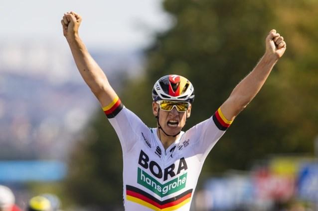 Pascal Ackermann klopt nu ook Arnaud Démare in GP Fourmies
