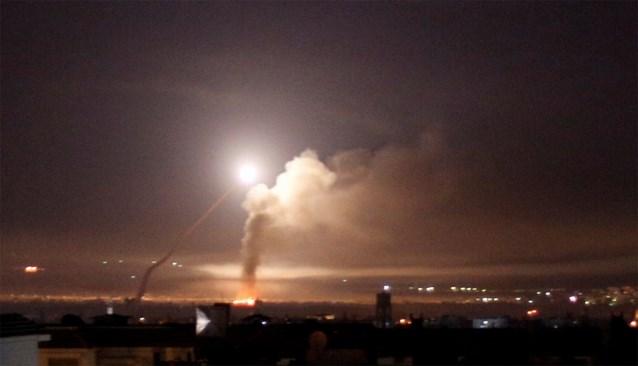 Explosies op militaire luchthaven nabij Damascus