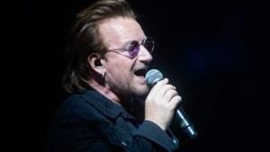 """U2 moet concert stopzetten door plotse stemverlies Bono: """"Weten niet wat er gebeurd is"""""""