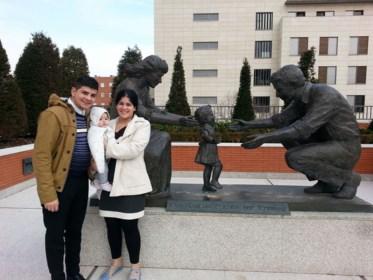 Paraguayaan zoekt twee jaar naar Vlaamse vader... om nu te horen dat hij overleden is