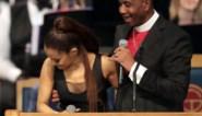 Bisschop verontschuldigt zich voor aanraken van borst Ariana Grande