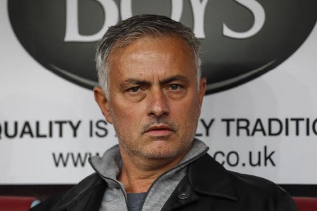 """""""Mourinho aanvaardt monsterboete en voorwaardelijke celstraf in fraudezaak"""""""