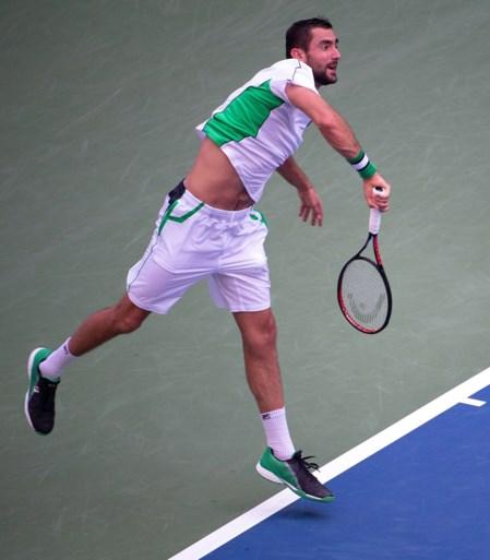 Pijnlijke arm nekt Goffin op US Open, Federer en Sharapova verrassend out