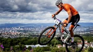 Mathieu van der Poel ook op mountainbike wereldkampioen in wording: