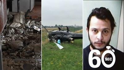 Mee in één minuut: neergestorte helikopter, Abdeslam zocht doelwit in Brussel, Justitiepaleis stort in