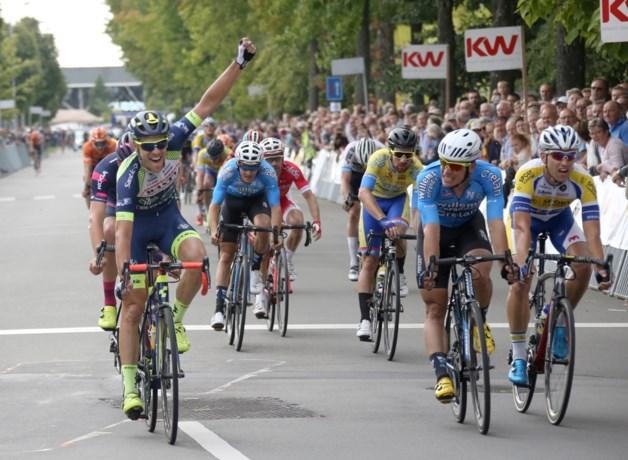 Wesley Kreder wint Izegem Koers