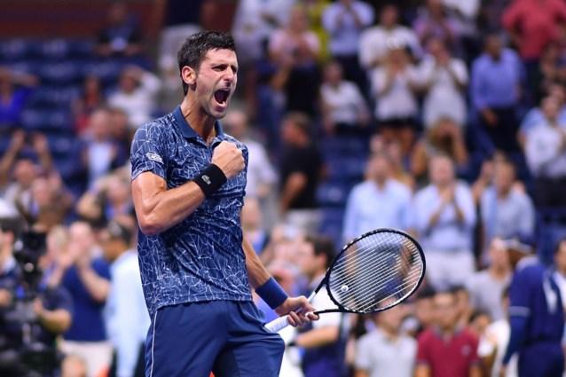 US OPEN. Madison Keys naar halve finales bij de vrouwen, Novak Djokovic verslaat 'Federer killer'